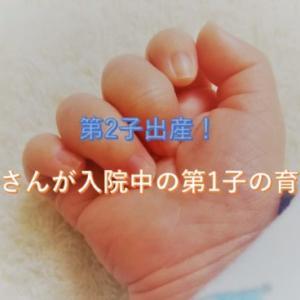 第2子が産まれることに。奥さんが入院中、第1子はどうする?