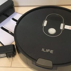 お掃除ロボット「ILIFE A7」の購入経緯と使用レビュー