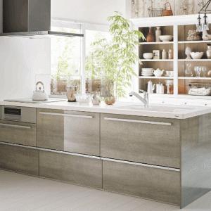 キッチンの仕様決定 クリナップ ラクエラとステディアどっちがいい?