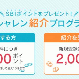【ソシャレンnews】2,000Pをもらおう!