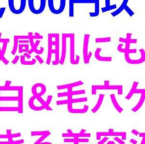 【4,000円以下!】ベストコスメ②美白美容液編【毛穴ケアにも】