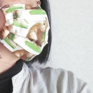 ハンドメイドマスク販売