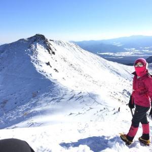 厳しい雪山登山で思うこと。