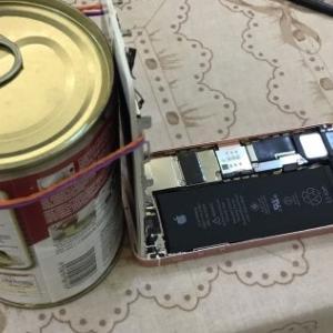iPhoneのバッテリーを自分で交換する