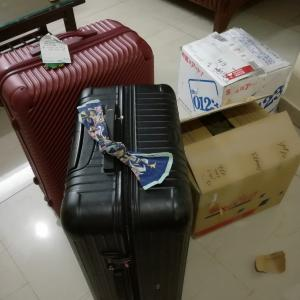 Air Indiaで一路インドへ:其の2