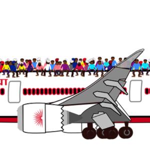 Air Indiaでインドへ:其の3