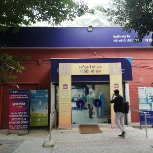 銀行はカオス:口座開設 其の1