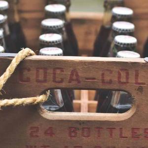 コカ・コーラ社の歴史についてまとめました