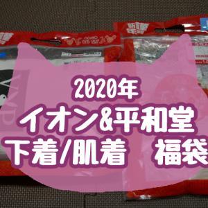 【2020年】イオン&平和堂 下着/肌着の福袋【画像付ネタバレ】