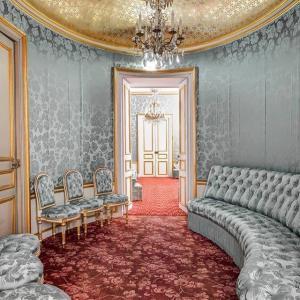 フォンテンブロー宮殿のリノベーション