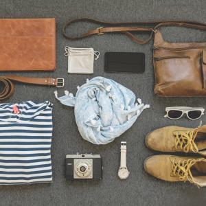 【海外旅行必需品】みかん的、旅のお供3選