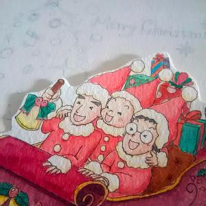クリスマスに向けて・・