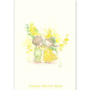 ミモザ☆春色の新作ポストカード