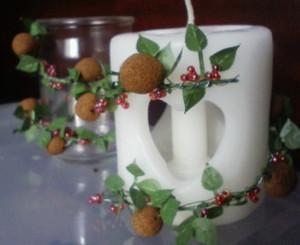 残ったスパイスを利用!手作りスパイスビーズのクリスマス飾り