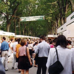 世界の庭・ヨーロッパ1:チェルシー・フラワー・ショー(ロンドン)