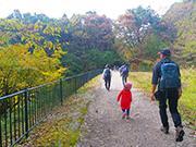 【ハイキング】秋の「碓氷峠」を全力で楽しんだ一日/鉄道文化むら&アプトの道紅葉ハイク前編