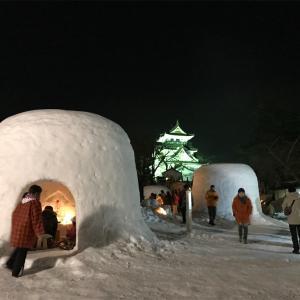 【秋田】横手のかまくら祭り2020 周り方ガイド【冬の伝統行事】