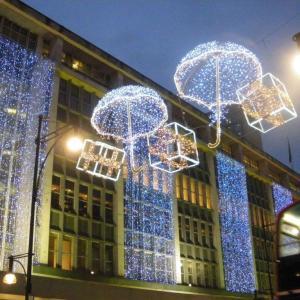 ロンドンのクリスマスの過ごし方