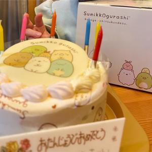 【小2】8歳娘の誕生日に用意したプレゼントとケーキ【女の子】