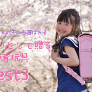 小学校への入学祝いにおすすめ!女の子にも男の子にも喜ばれる知育玩具ランキング ベスト3