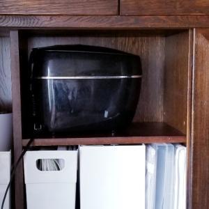 キッチンの電化製品!必要最低限しかないお家。