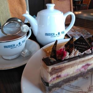 旅先で出会ったmusica tea☆スィーツもお茶も美味しいステキなお店☆ラ·プロヴァンス@津山