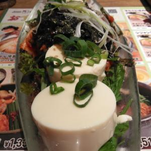 野菜たっぷりでボリューム満点☆めちゃヘルシーで大満足☆コリアンキッチン☆シジャン@ミント神戸7F