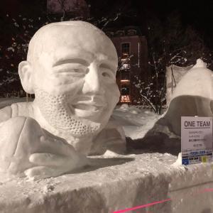 さっぽろ雪まつり 大通会場 雪像コレクション 2020