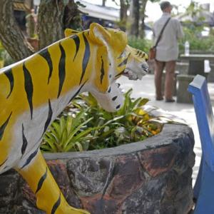 ワットロンスアテン 踊る虎のお寺