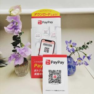 みき整体ラボ PayPay導入しました!
