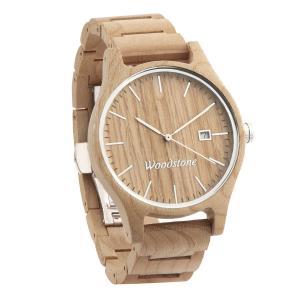 木製の腕時計は木目を利用することによりこの世でひとつ!!