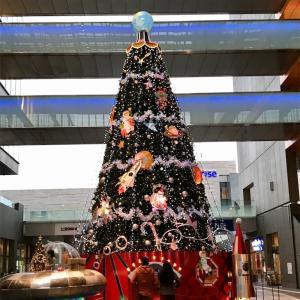 二子玉川RISE クリスマスイルミネーション