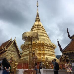タイ• チェンマイ         古えの風に誘われて...#1