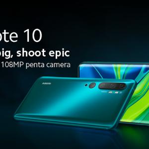 【Band19対応】1億画素カメラのXiaomi Note 10が発売!その隠れた魅力と設計思想を徹底レビュー!限定クーポンもあります。【グローバル版】