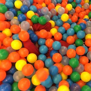 子どもの遊び場『キドキド』で、小学生が30分遊びまくりました