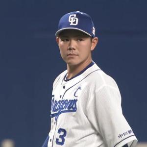 三井ゴールデングラブ賞が10月31日(木)に発表 中日ドラゴンズ、主な選手の2019年UZR(規定守備イニング到達者)
