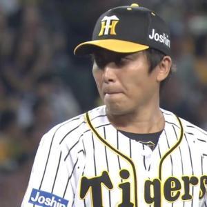 阪神・高橋聡文が引退の日に金本知憲さんから頂いたメッセージを明かす「感謝してるで」