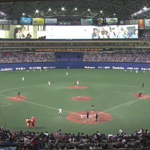 10月20日(火) セ・リーグ公式戦「中日vs.DeNA」 スコア速報