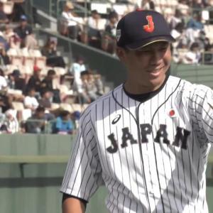6月19日放送 ドラHOTプラス 中日・大野雄大、侍JAPANへの思い