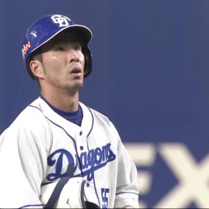 中日・福田永将「日本シリーズを見て、正直僕はショックだった…もっと上を目指さないと」