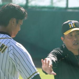 阪神・山本昌臨時コーチ、継続決定 来季の春季キャンプでも指導「春は勝負がかかってくるので、また違うテーマができる」