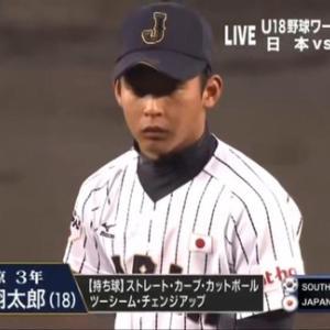 元U18代表右腕の駒大・上野翔太郎、卒業後は社会人野球へ