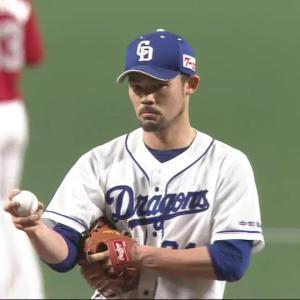 中日・福谷浩司投手、戦力外を覚悟していた…「今季絶望、そしてクビだと思いました」