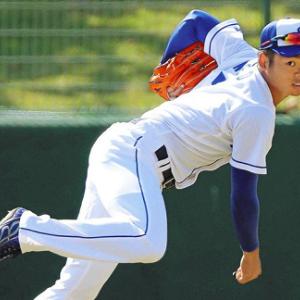 中日・根尾昂、台湾ウインターリーグで外野デビューへ! 昨年9月高校ジャパン以来