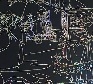 凄すぎ… 中日・福敬登投手が沖縄キャンプ中に完成させたという『スクラッチアート』をInstagramで公開 気分転換に写経も?