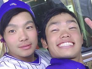 中日・根尾昂選手とDeNA・知野直人選手、台湾でめちゃくちゃ仲良くなる「根尾くんは僕のことなめてますね笑」