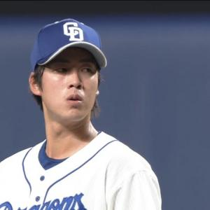 中日・梅津晃大投手、現在ノースロー調整に…?