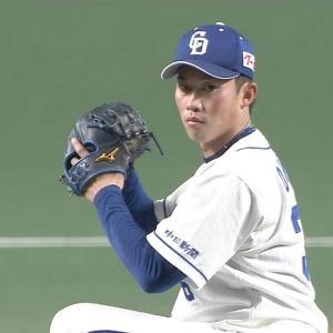 【公示】7月31日(金)のプロ野球公示 中日、岡野祐一郎、石川昂弥を登録抹消 堂上直倫を出場選手登録
