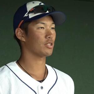 中日・京田陽太選手「ドラゴンズの選手は非常に徹底して消毒だとか検温だとか外出を控えるだとか感染対策をやっているという思いがあります」