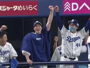 中日・勝野昌慶、勝ち星付かずも7回途中2失点の好投! 与田監督「よく投げた。立ち上がりはみんな難しい。ボールが上ずる中、よく粘って投げた」【投球結果】